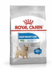 Royal Canin Mini Light Weight Care pasji briketi za majhne pasme, 3 kg
