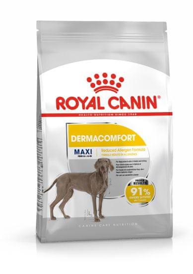 Royal Canin Maxi Dermacomfort pseći briketi, 10 kg