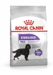Royal Canin Maxi Sterilised pasji briketi, 9 kg