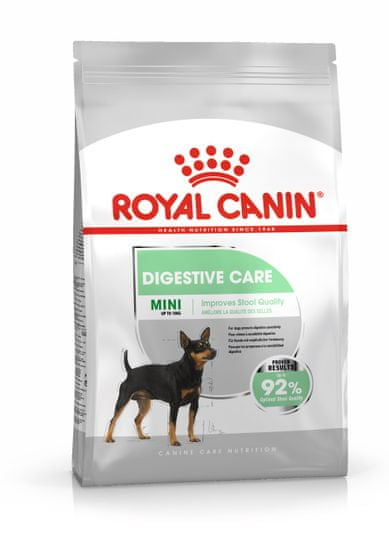 Royal Canin Mini Digestive Care briketi za pse, 8 kg