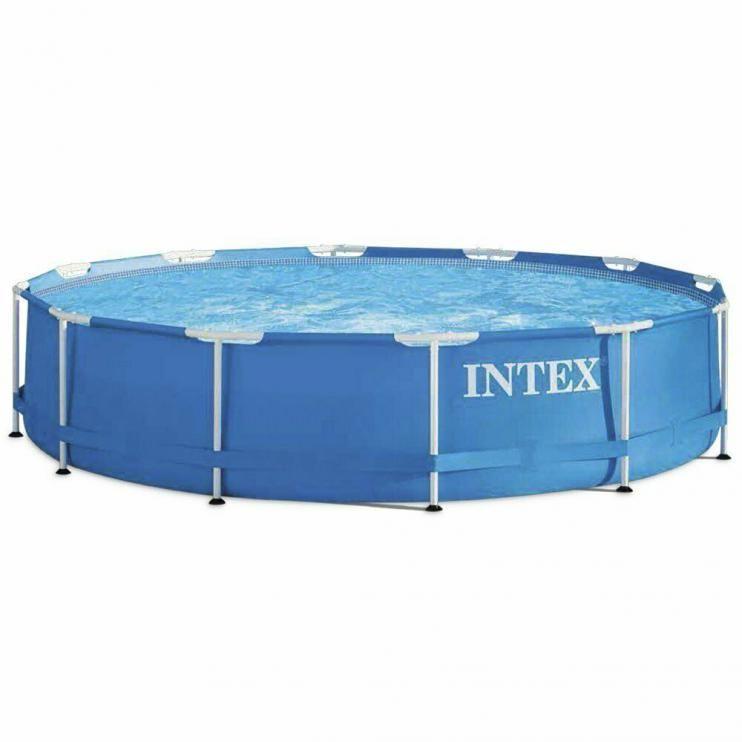 Intex Intex Metal Frame 366 x 76 cm 28212