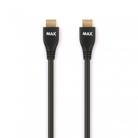 MAX HDMI kábel, verzió 2.1 , 1m