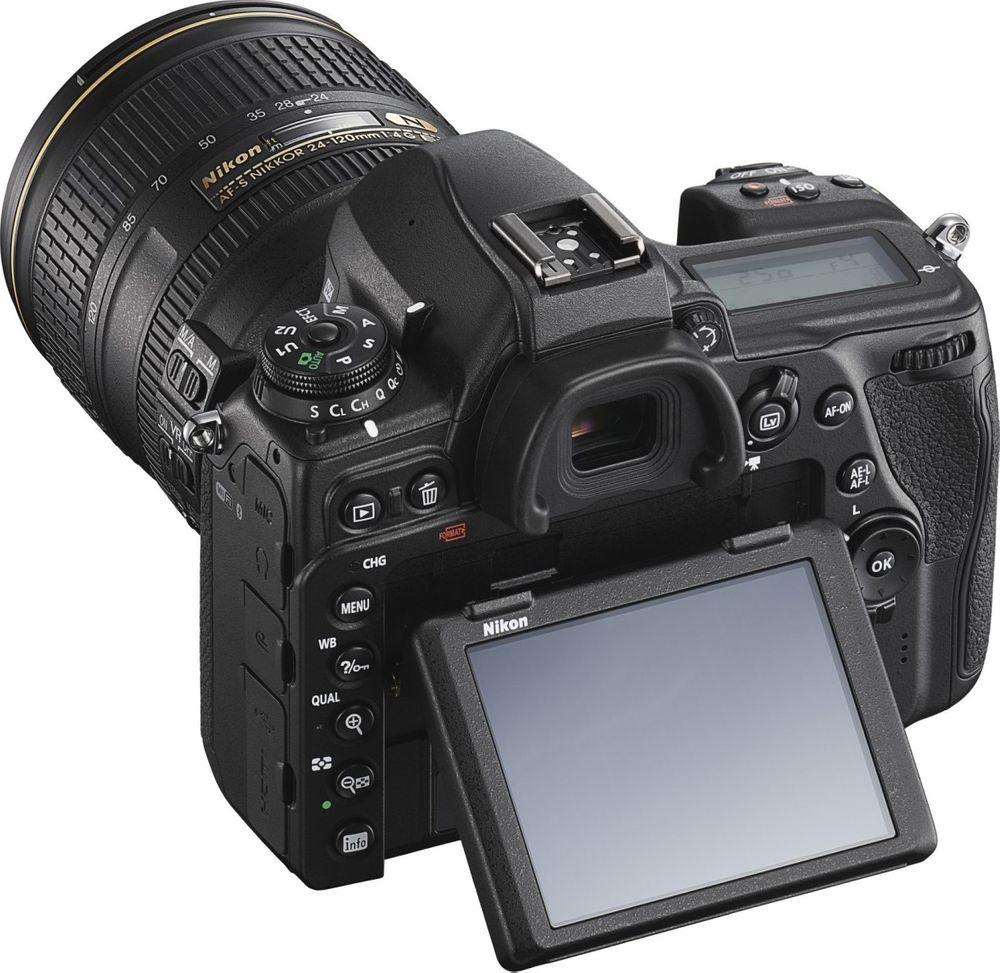 Nikon D780 + 24-120 mm VR (VBA560K001)