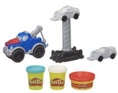 Play-Doh Odťahový voz