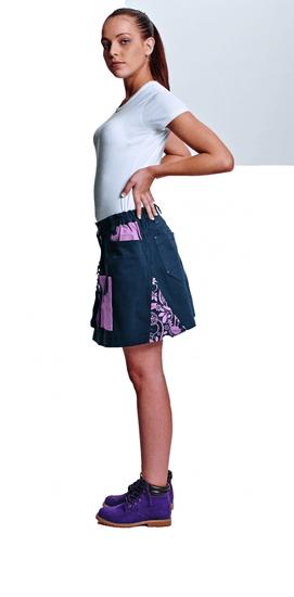 Cerva Montérková sukňa Yowie