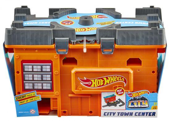 Hot Wheels City steza v škatli