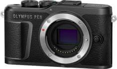 Olympus aparat fotograficzny PEN E-PL10 Body Black (V205100BE000)