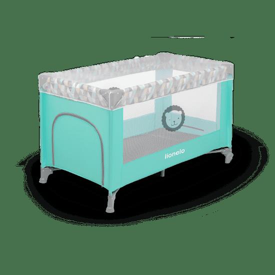 Lionelo łóżeczko podróżne Adriaa