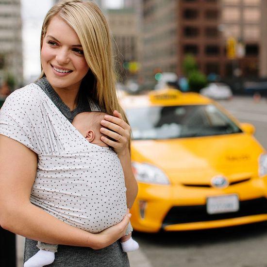 Ergobaby chusta do noszenia dziecka/Aura Wrap