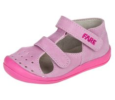 Fare dívčí sandály 868191 30 růžová