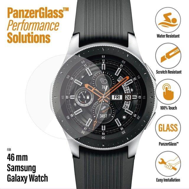 PanzerGlass SmartWatch pro Samsung Galaxy Watch 46mm čiré (7203)