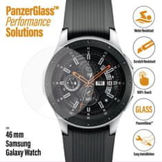 PanzerGlass zaščitno steklo SmartWatch za Samsung Galaxy Watch, 46mm, prozorno (7203)