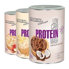 Prom-IN Low Carb Protein Mash 500g čokoláda - kokos