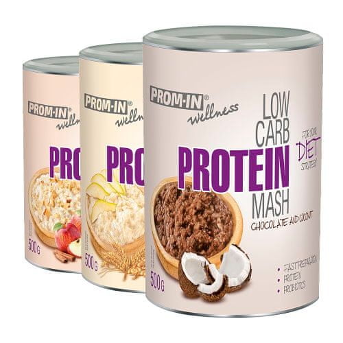 Prom-IN Low Carb Protein Mash 500g