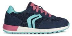 Geox dekliški teniski Alben J02AQB_01422_C4268, 36, modri