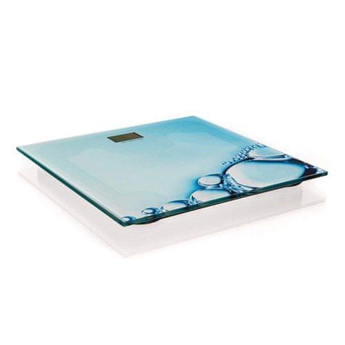 Pretty up osebna digitalna lestvica PU-004, 150 kg, modra