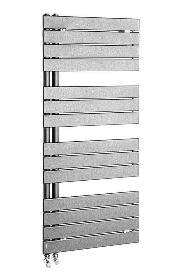 SAPHO MILI otopné těleso 550x1296mm, Antracit (DC625)