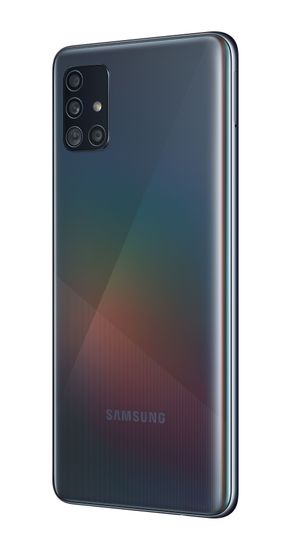 Samsung Galaxy A51 GSM telefon, črn
