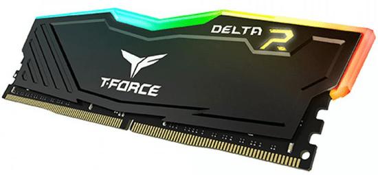 Team Delta RGB 16GB Kit (2x8GB) DDR4-3000, DIMM, CL16 memorija (TF3D416G3000HC16CDC01)