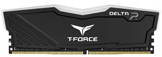 Team Delta RGB 16GB Kit (2x8GB) DDR4-3000, DIMM, CL16 pomnilnik (TF3D416G3000HC16CDC01)