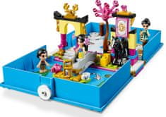 LEGO Disney 43174 Mulan in njena pustolovska pripovedka