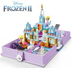 LEGO Disney 43175 Anna és Elza és az ők kalandos mesekönyve