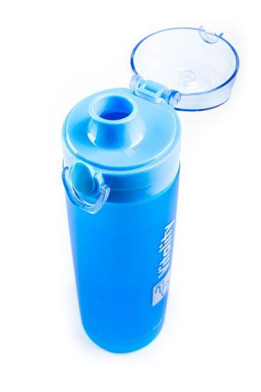 G21 Fľaša na smoothie/juice, modrá-zmrznutá