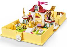 LEGO Disney 43177 Bella és a kalandos mesekönyve