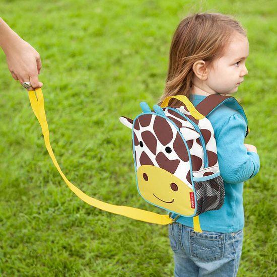 Skip hop Zoo Batůžek Mini - Žirafa 1+