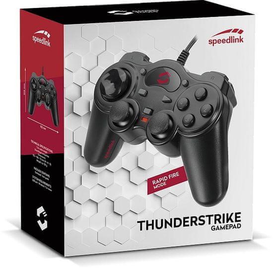 Speed-Link Thunderstrike (SL-6515-BK) - rozbaleno