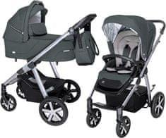 Baby Design kombiniran voziček Husky 17