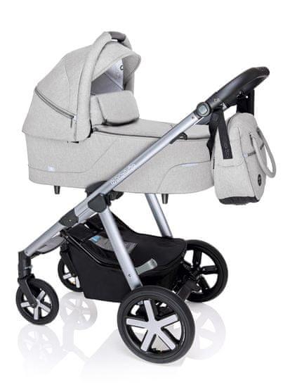 Baby Design wózek wielofunkcyjny dziecięcy Husky