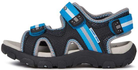 Geox sandały chłopięce STRADA J0224B_0CE14_C0035