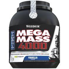 Weider Mega Mass 4000 3kg - vanilka