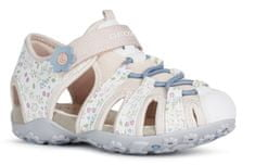 Geox ROXANNE J92D9B_00414_C1Z8W lány cipő, 36, fehér