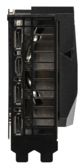 Asus Dual EVO V2 OC GeForce RTX 2080 SUPER grafična kartica, 8 GB GDDR6 (90YV0DP1-M0NM00)