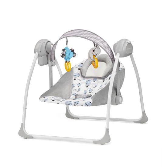 KinderKraft otroški ležalnik FLO