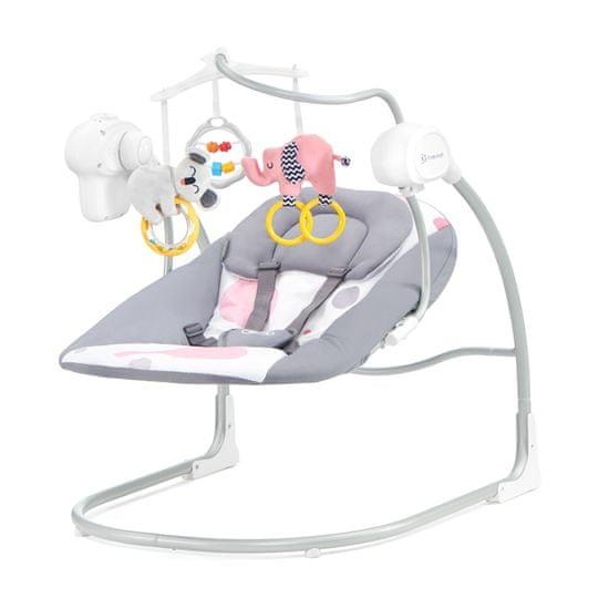 KinderKraft otroški ležalnik MINKY