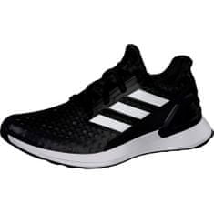 Adidas gyerek sportcipő RapidaRun J, 37,3, fekete