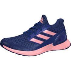 Adidas lány sportcipő RapidaRun J, 36,7, kék