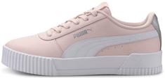Puma Lány cipő Carina L Jr 37067707 37 rózsaszín