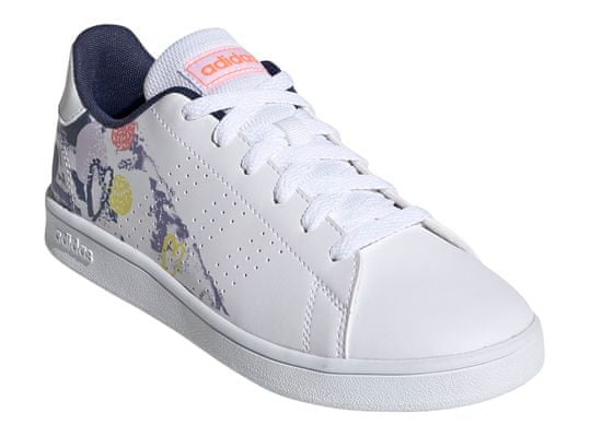 Adidas Dziewczęce tenisówki ADVANTAGE K