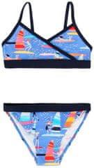 Boboli dievčenské dvojdielne plavky 104 viacfarebné