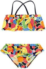 Boboli dievčenské dvojdielne plavky 122 viacfarebné