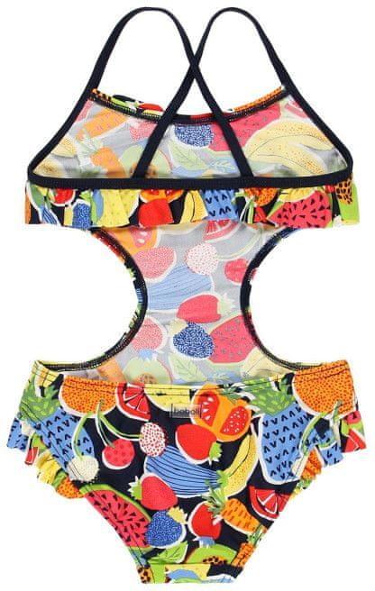 Boboli dívčí jednodílné plavky 104 vícebarevná