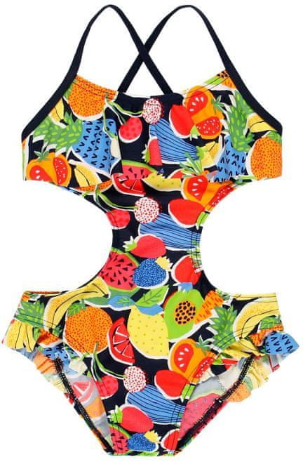 Boboli dívčí jednodílné plavky 140 vícebarevná