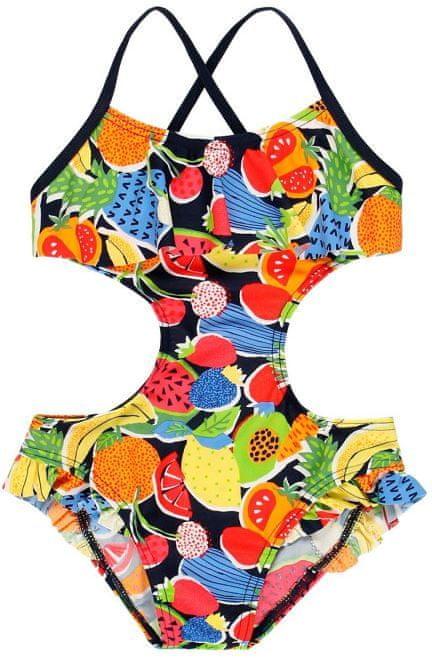 Boboli dívčí jednodílné plavky 116 vícebarevná