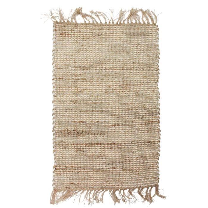 Cdiscount přírodní kusový koberec, 160x230 cm