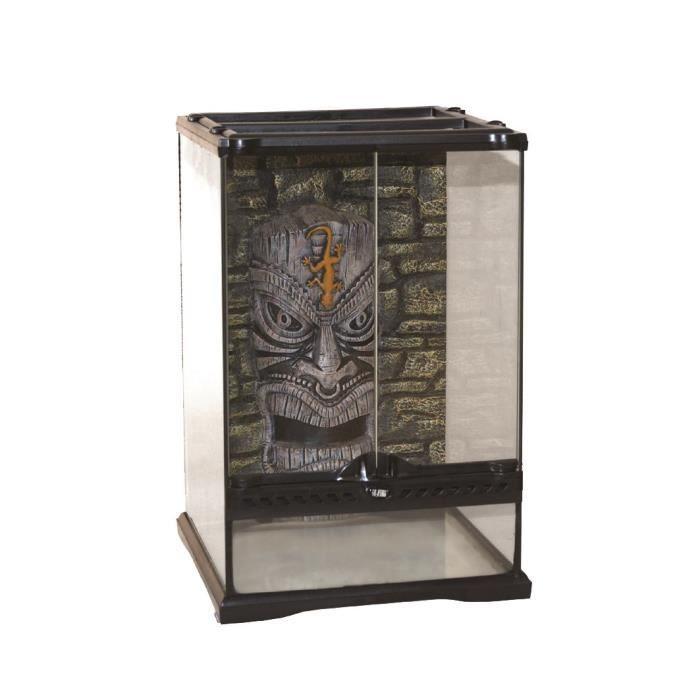 EXO TERRA velké skleněné terárium- 30 x 30 x 45 cm