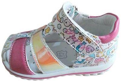 Primigi Dívčí letní obuv 5365533 23 vícebarevná